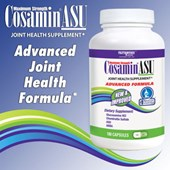 Cosamin® ASU Joint Health Supplement, 180 Capsules