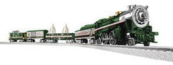 Lionel Silver Bells Christmas Remote Control Train Set