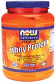All Natural Whey Protein (Vanilla) 2 lbs Powder