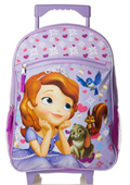 Fast Forward Girl's Sophia The First Roller Backpack