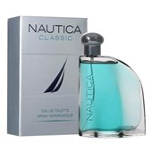 Nautica Classic by Nautica 3.4 oz EDT Spray Men NIB
