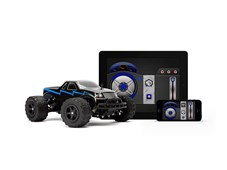 Remote Control MOTO TC Monster Truck for iPhone or iPod