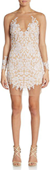 For Love And Lemons Luau Mini Illusion-Top Dress